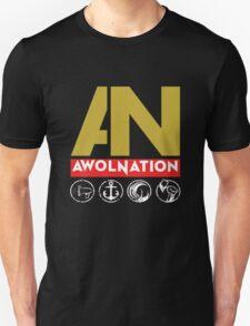 Awolnation Concert Tour T-Shirt
