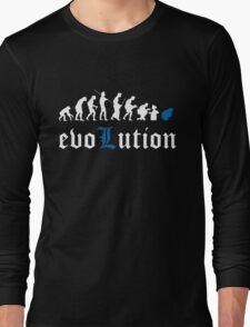 Death Note Evolution Long Sleeve T-Shirt