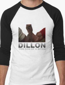 Arnold Predator Movie Dillon Men's Baseball ¾ T-Shirt