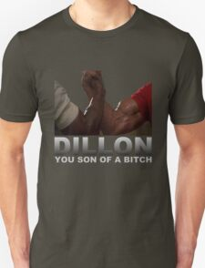 Arnold Predator Movie Dillon Unisex T-Shirt