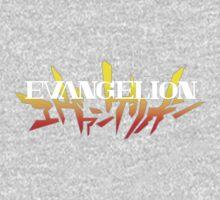 Neon Genesis Evangelion One Piece - Long Sleeve