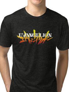 Neon Genesis Evangelion Tri-blend T-Shirt