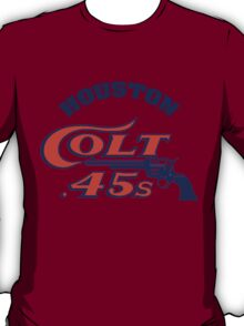Houston Colt 45s Baseball Retro T-Shirt
