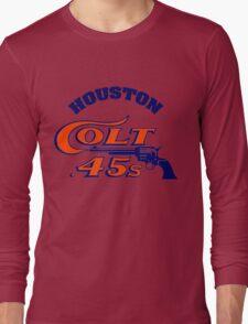 Houston Colt 45s Baseball Retro Long Sleeve T-Shirt