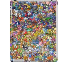 Got too much pokemon in my pocket iPad Case/Skin