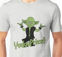 Yodas Priest Unisex T-Shirt