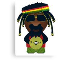 Reggae 0.1 Canvas Print
