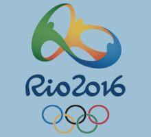 Rio De Janeiro Rio 2016 Olympics Baby Tee