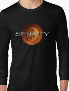 Serenity Firefly Series Long Sleeve T-Shirt