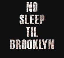 No Sleep Til Brooklyn Beastie Boys Retro Unisex T-Shirt