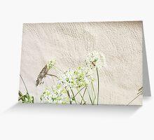 Bees - 16 03 13 - Three Greeting Card