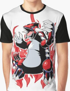 Groudon Graphic T-Shirt