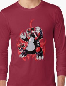 Groudon Long Sleeve T-Shirt