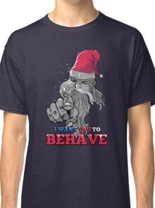 Uncle Santa Classic T-Shirt