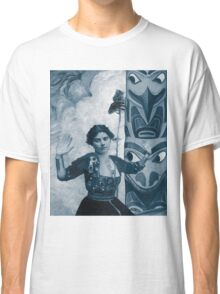 Siren of the Songhees Classic T-Shirt