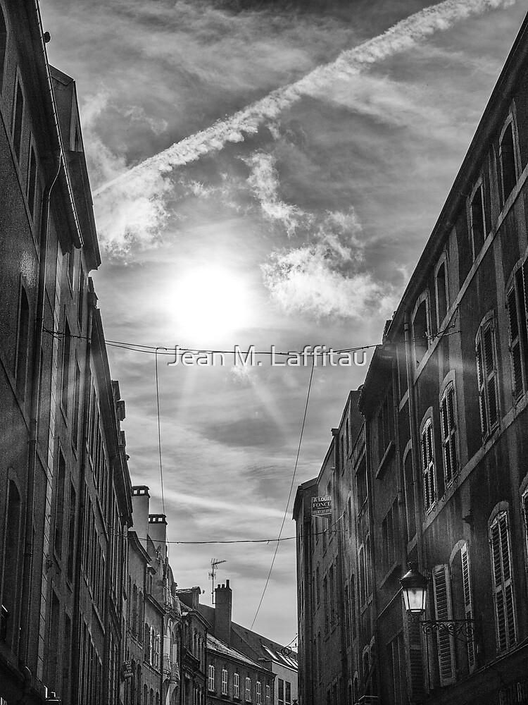 Winter Sun by Jean M. Laffitau
