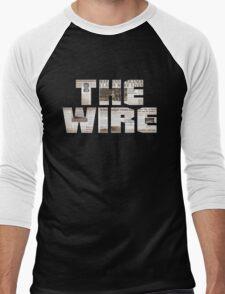 The Wire - HBO TV Men's Baseball ¾ T-Shirt