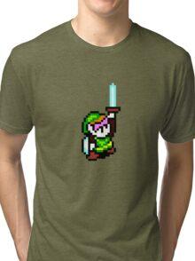 Original Legend Of Zelda Tri-blend T-Shirt