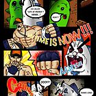 Cena Comic by DeadBird