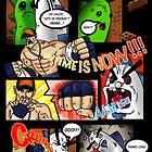 Cena Comic by DeadBird
