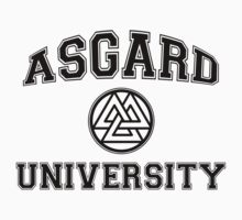 Asgard University by AnnaCybele