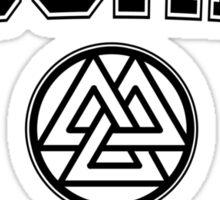 Asgard University Sticker