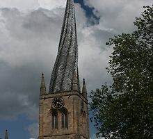 Crooked Spire, Chesterfield by rustycarno