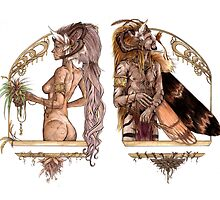 An Earthly Love by Aortic-Inkwell