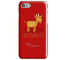 Mutton Biryani iPhone Case/Skin