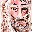 Jesus by Anthea  Slade