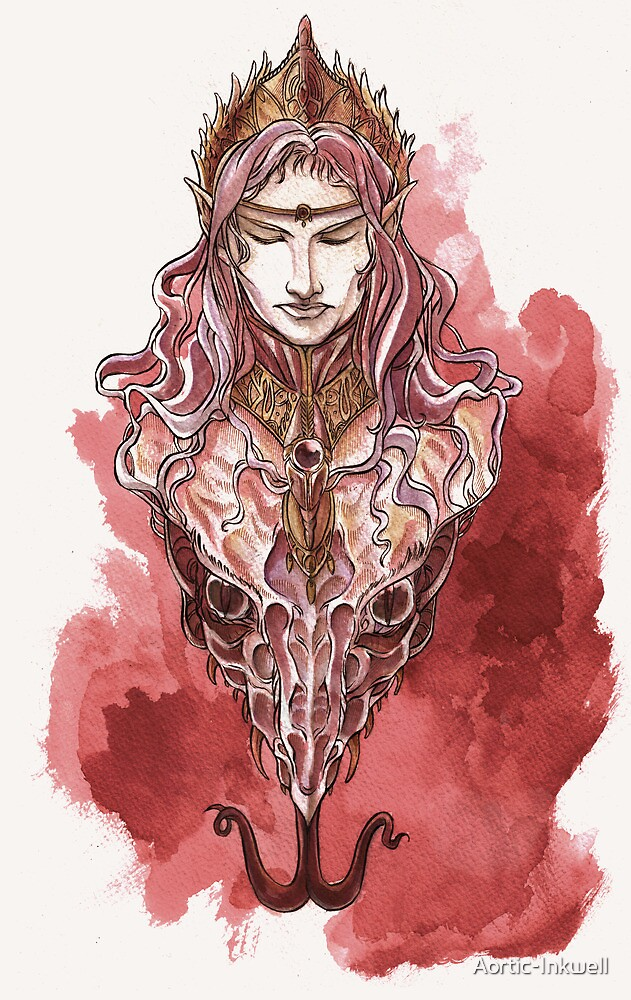 Red Prince by Aortic-Inkwell