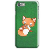 Vixen and Cub iPhone Case/Skin
