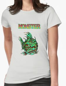 Monster Face Fish 2013 T-Shirt