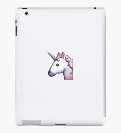 Unicorn Emoji iPad Case/Skin