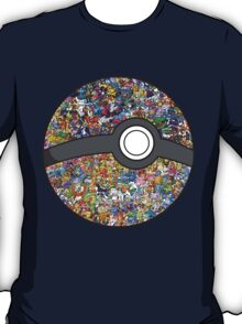 Got too much pokemon in my pocket T-Shirt