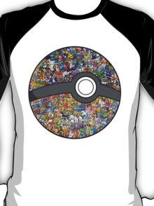 Got too much pokemon in my pocket T-Shirt