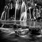 The Tufs waterfall by Rmi Bridot