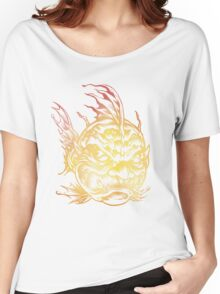 Bright Fish Face Monster 2013 Women's Relaxed Fit T-Shirt