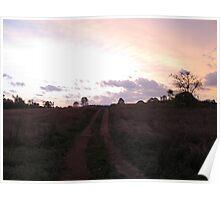 Goodnight Sunset Poster