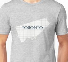 Toronto TTC White Tile Tee Unisex T-Shirt