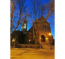 First Lutheran II Photographic Print