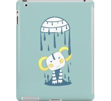 Melting iPad Case/Skin