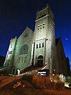 First Congregational Church by Greg Belfrage