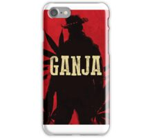 Ganja_Unchained iPhone Case/Skin