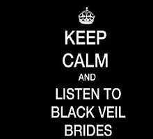 Keep Calm and Listen To BVB by mirra96