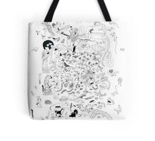 A gathering of sorts Tote Bag