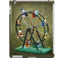 Round and round we go* iPad Case/Skin