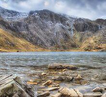 Lynn Idwal by Darren Wilkes