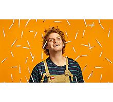 Mac Demarco in Paradise (part 1) Photographic Print
