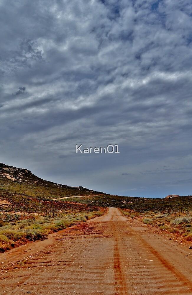 Rain ahead by Karen01